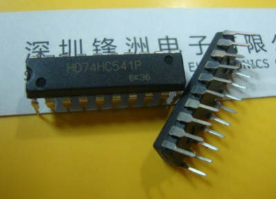 10 Pcs SN74HC541N HD74HC541P 74HC541 SN74HC541 DIP-20 74HC541N New And Original