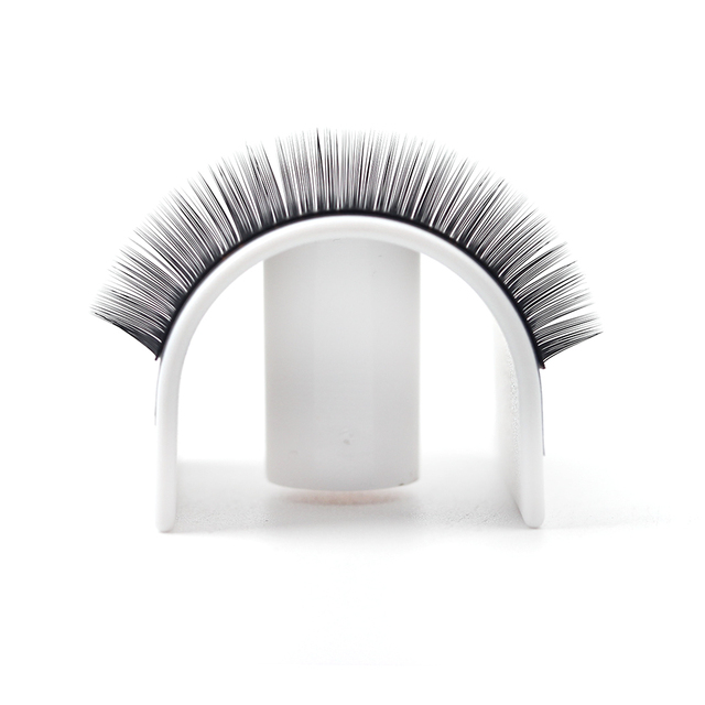 NEWCOME 16Rows Individual Eyelash Extension 0.03-0.25 Volume Eyelash Extension BCD Eyelashes Handmade Lashes Professional Makeup 5