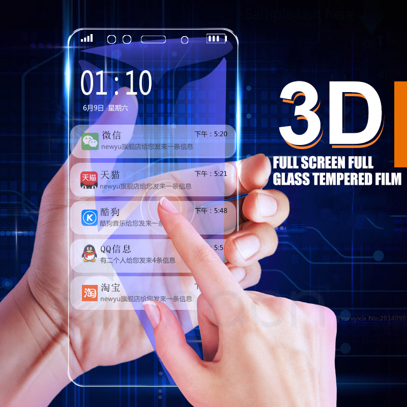 9H Tempered Glass For Xiaomi Redmi 5 Plus 5A 4 4X 4A S2 K20 Go Redmi Note 4 4X 5 5A Pro Screen Protector Protective Glass Film 2