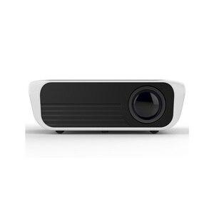 Image 4 - Projektor ALSTON T8 Full HD 1080p 4k 5000 lumenów projektor kinowy Beamer HDMI USB AV z prezentem