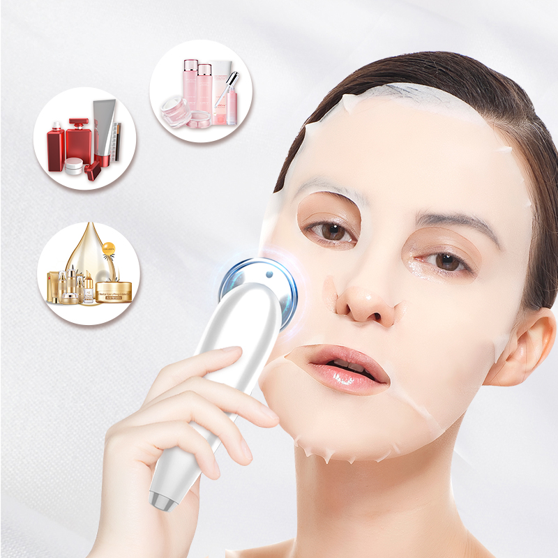 7in1RF&EMS Radio Mesotherapy Electroporation rf lifting Beauty LED Photon Face Skin Rejuvenation Remover Wrinkle Radio Frequency 6