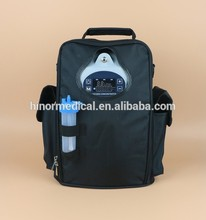 цена на Hinor with bag trolley medical portable mini battery portable oxygen concentrator portable price