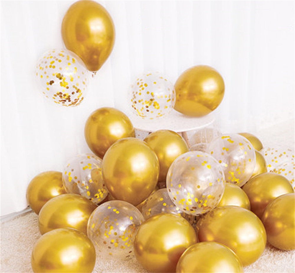 18pcs 10inch Multicolor Latex Balloons Matte Helium Globos For Wedding Decoration 22