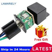Rastreador Mini GPS de batería integrada para coche y motocicleta, rastreador de aceite CJ720, localizador GPS GSM, alarma de choque de seguimiento