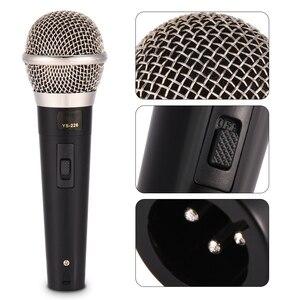 Image 2 - El profesyonel kablolu dinamik mikrofon net ses Karaoke vokal müzik performansı şarkı şarkı eğlenceli