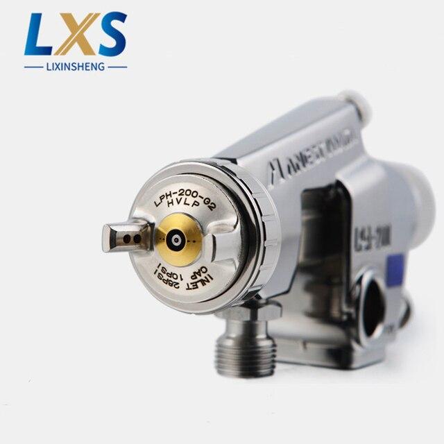 PISTOLA DE PULVERIZACIÓN automática de baja presión ANEST de Japón, LPA-200-122P calibre 1,2, PISTOLA DE PULVERIZACIÓN