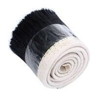 1pc capa de poeira escova 70mm/100mm escova de náilon vac cleaner máquina gravura capa poeira cnc ferramentas roteador|Escovas de limpeza| |  -