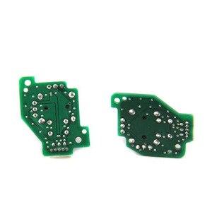Image 5 - Phải Để Lại Analog Cần Điều Khiển Ngón Tay Cái Dính Sửa Chữa Một Phần Cảm Biến Với PCB Board Cho Nintend Wii U Gamepad WiiU Miếng Lót bộ Điều Khiển