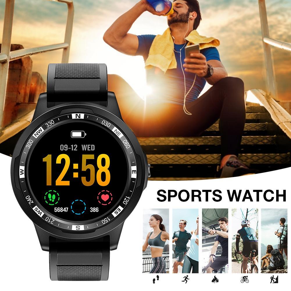 Relógio para Ios Esportes de Fitness Relógio Inteligente Montanhismo Passo Esportes Android Telefone Pulseira Pressão Arterial Freqüência Cardíaca Pedo Gps