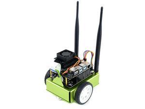 Image 2 - Zestaw JetBot AI, Robot AI oparty na Jetson Nano, rozpoznawanie twarzy, śledzenie obiektów, śledzenie linii i unikanie przeszkód...