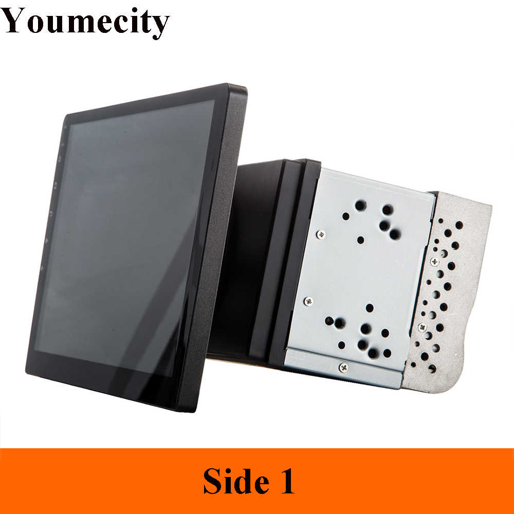 Youmecity 10.1Inch Màn Hình Android 9.0 2 DIN GPS DVD Video Đài Phát Thanh Nhạc Juke Qashqai Almera X Đường Mòn Note x-TRAIL Dành Cho Xe Nissan