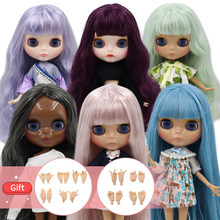 ICY DBS Blyth doll nude joint body with hand set A&B 1/6 fashion BJD suitable diy makeup Special price