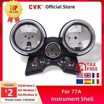 цена на CVK Instrument Shell Kit Speedometer Cover Set  Gauge For Suzuki Bandit GSF250 GSF400 GSF 250 400 77A 7AA 1995 1996 1997 1998
