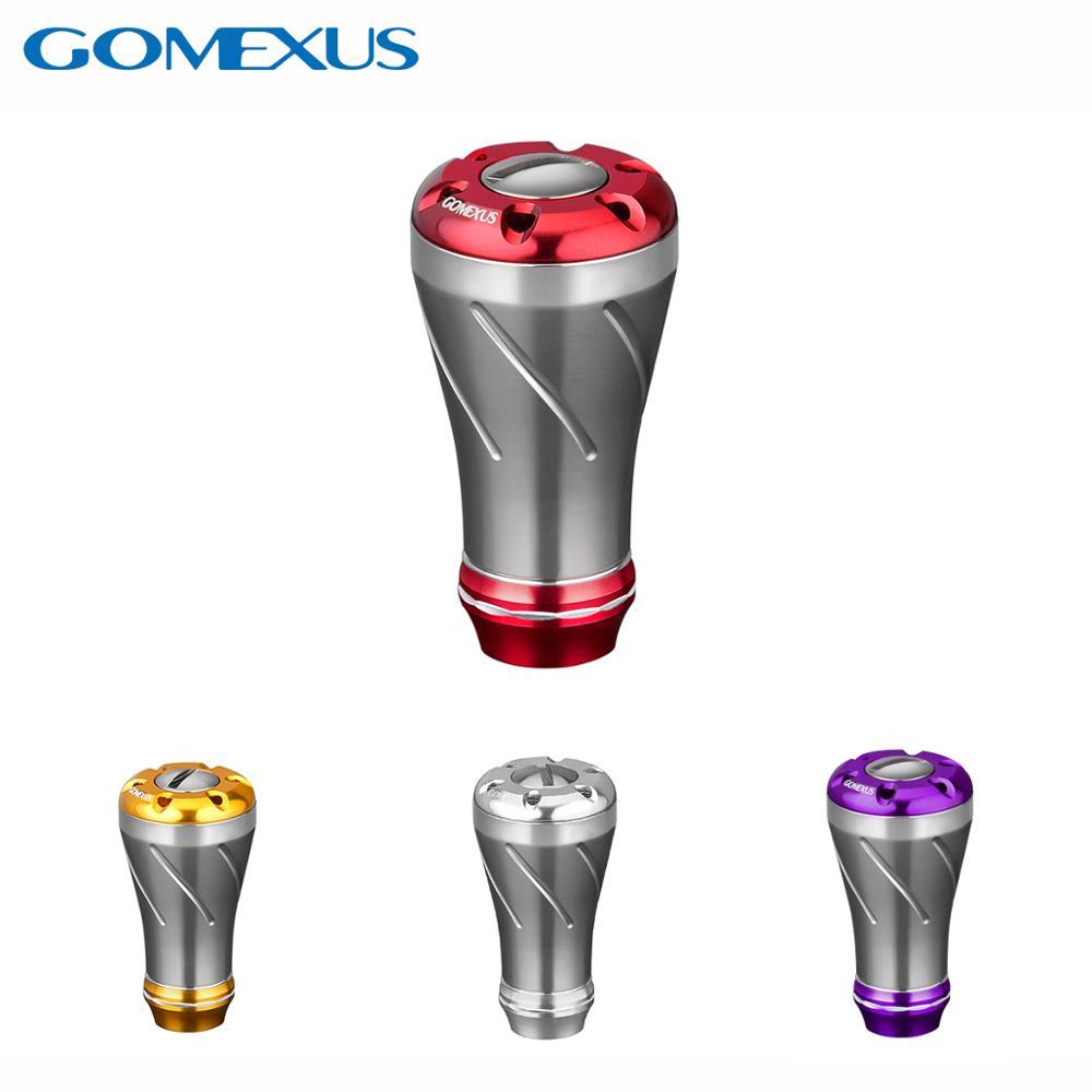 Gomexus спиннинг приманка ручка ручки 20 мм для Shimano Daiwa использования