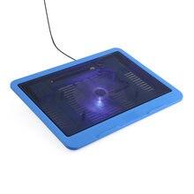 Новая охлаждающая подставка для ноутбука с большим вентилятором