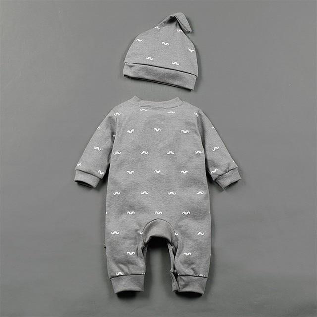 Baby Boy's Cartoon Clothing Set 4