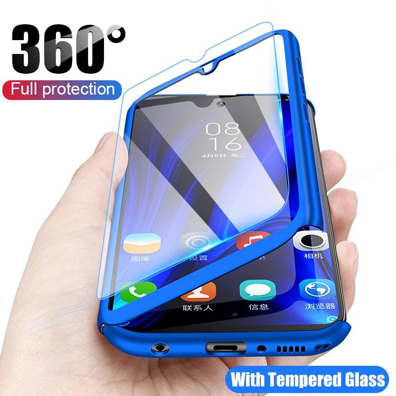 360 Caso a Proteção integral Para HuaWei Honor 8 9 10 Lite 8c 20 30 6X 7X 8X 9X V9 V10 V20 V30 Pro Jogo 10i 9E 20i Note10 Tampa Do Pc