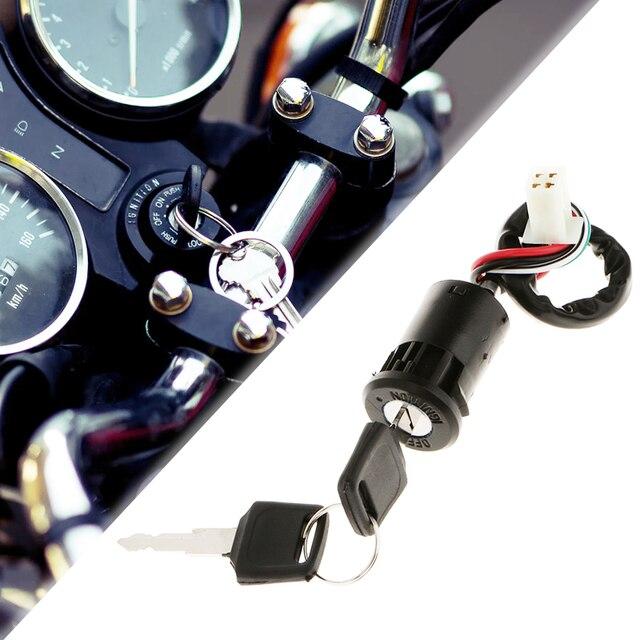 טרקטורונים Quad מפתח הצתה מתג 4 חוט 50 70 90 110 125 150 200 250CC TaoTao SUNL