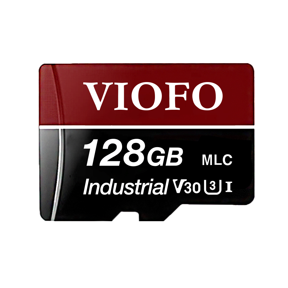 Automotive Electronic Accessories VIOFO 128GB/64GB/32GB Professional High Endurance MLC Memory Card UHS-3 With Adapter