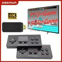 Video-Game-Console TV Classic Game Handheld 8-Bit Mini Wireless Support USB ZOCNUN Build-In-1800