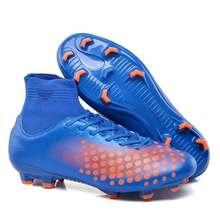Новые мужские футбольные ботинки ботильоны на высоком каблуке;