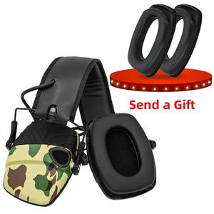 Image 4 - Electronic Shooting Earmuffs Tactical Outdoor Sports Anti noise Sound Amplification Hearing Protection Headphones Tactical Heads