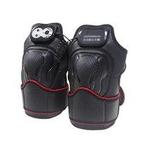 1 пара портативный легкий в эксплуатации домашний коленный шарнир Тепловая Вибрация физиотерапия Спорт синхронизация облегчение боли эффективный массажер артрит