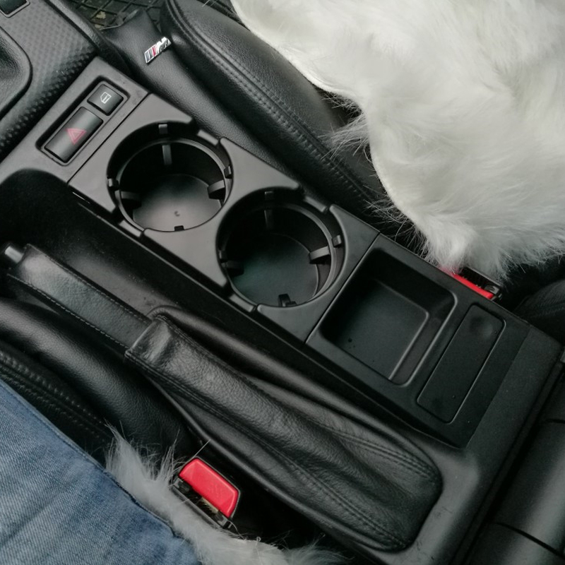 BMW e46 Cup Holder