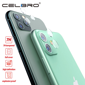 Image 3 - Tempered Glass for iPhone 11 Pro Max Protective Glass Camera Lens Glass Carbon Fiber Sticker Film for iPhone 11 Pro Max Film