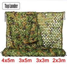 Tarp Tent Shade-Mesh Army-Nets SUN-SHELTER Military Hunting Garden Outdoor Camping Car