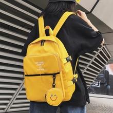 Female Fashion Oxford School Backpack Bagpack For Women Letter Designers Back Pack Bagpack Teenagers Girls Backpacks Bags