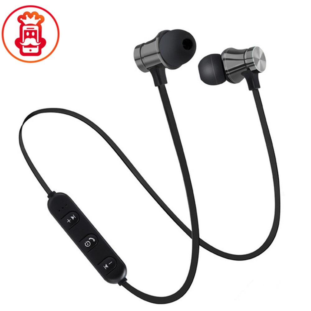 ZuoLin magnetic wireless Bluetooth headset xt11 music headset neck band sports earphone with microphone for iPhone Samsung mille Earphones  - AliExpress