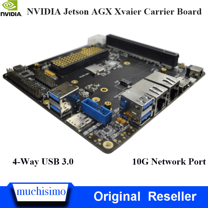 NVIDIA Jetson AGX Xavier Artificial Intelligence Deep Learning AI Board NVIDIA Jetson AGX Xvaier Carrier Board  NVIDIA Jetson