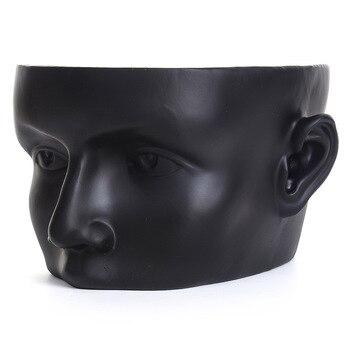 Nuevo estilo de Moda hombre maniquí cabeza pantalla gafas de sol molde mostrar modelo BlackMen cabeza modelo envío gratis