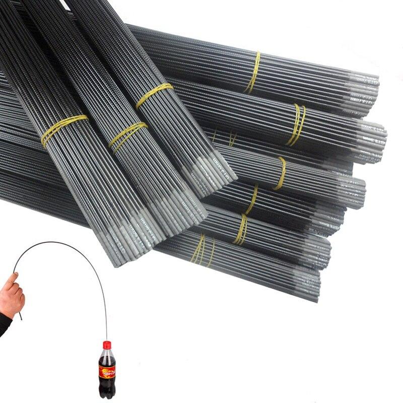 2,2 мм-4,1 мм 5 штук 80 см Удочка Совет запасных секций Тайваньская Удочка полный размер сплошной полый углеродный стержень аксессуары крепкий
