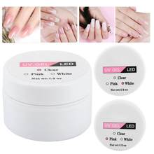 15ml Professional Fast Crystal Nail Extension Poly Gel Manicure UV Gel Builder for Creating Beautiful Bail Art Design(China)
