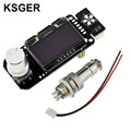 Терморегулятор KSGER STM32 OLED V2.01, наборы для паяльной станции «сделай сам», железные наконечники T12, электроинструменты с автоматическим сном и ...