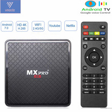 Vmade Smart Mini TV BOX Android 7.0 OS Octa Core H.265/HEVC