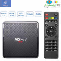 Vmade Smart mini TV Box Android 7,0 OS Octa Core H.265/HEVC 4k Allwinner H3 Quad Core 1g/8g 1,0 ghz Wifi Set-Top Box