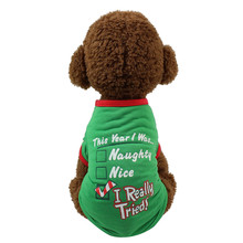 Christmas Dog Clothing Puppy Costume Pet Dog Clothes For Small Dogs Xmas Pet Dog Clothes Puppy Winter Coat Dog Jacket Coats 2020