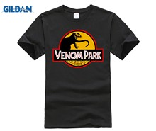 Camiseta popular do parque do veneno da camiseta da marca da tendência quente da forma global, venom, deadpool, marvel(China)