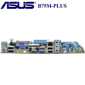 Image 5 - ASUS B75M PLUS Motherboard for Intel LGA 1155 DDR3 Intel B75 Original Boards 32GB USB2.0 USB3.0 Mainboard Desktop Used Tested