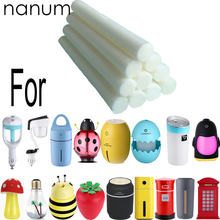 Car air fresheners II Humidifier Replace wick Aromatherapy Nebulizer Essential Oil Diffuser sponge stick Water