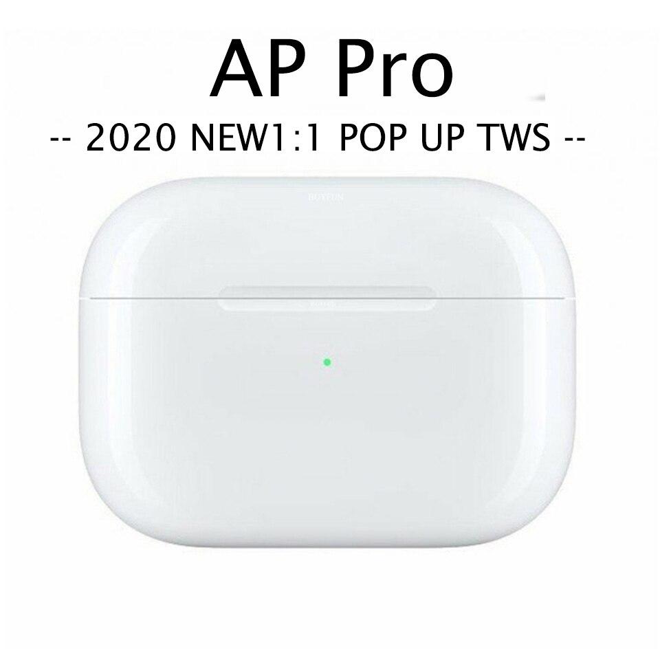 AP Pro Bluetooth écouteur sans fil écouteurs Air3 AP Pro tws 1:1 capteur intelligent casque contrôle du robinet écouteurs pas air pro airpoading