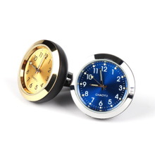 Auto Ornament Automotive Klok Auto-styling Horloge Interieur Decoratie Stick-On Ornamenten Accessoires