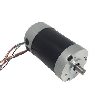 D57BL94 Diameter 94mm 24 Volt Mini DC Electric Brushless Motor 3000rpm 101W 6.5A 0.36N.m Torque DC BLDC Brushless Motor 24V
