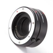GloryStar Makro AF Autofokus Extension Tube 10mm 16mm Ring für Panasonic Olympus Vier Drittel M43 Micro 4/3 kamera Objektiv