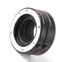 Glorystar macro af focagem automática tubo de extensão 10mm 16mm anel para panasonic olympus quatro terços m43 micro 4/3 lente da câmera