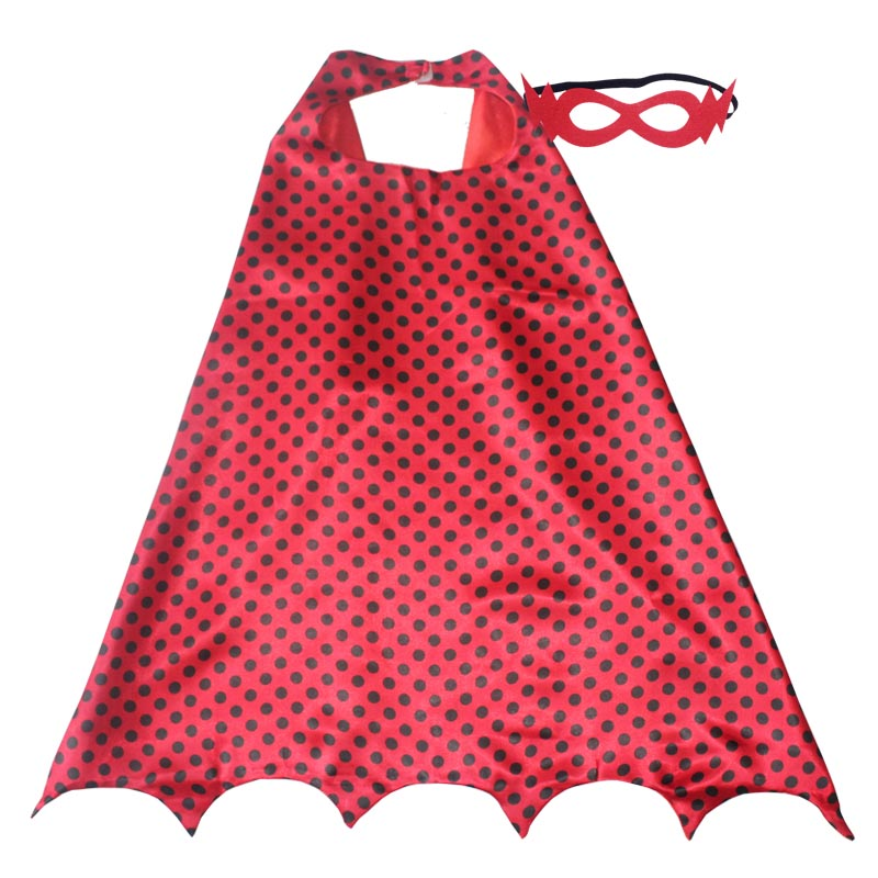 Superhero Capes for Boys Girls Birthday Party Favor Dress Up Halloween Costumes Anime Cosplay 2