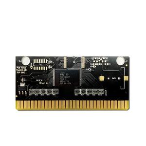 Image 4 - وحدة تحكم ألعاب الفيديو Batmaned   USA ، ملصقات ، MD ، ذهبي ، PCB ، بطاقة Sega Genesis ، Megadrive